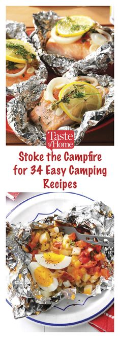 Camping dishes are a fantastic way to enjoy delicious and healthy meals … – …. Camping dishes are a fantastic way to enjoy healthy and delicious meals … – … – Foil Pack Meals – up Camping Dishes, Camping Meals, Camping Cabins, Camping Dinner Ideas, Camping Stuff, Camping Activities, Foil Pack Meals, Campfire Food, Backpacking Food