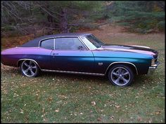 S1 1971 Chevrolet Chevelle SS  454 CI Photo 4