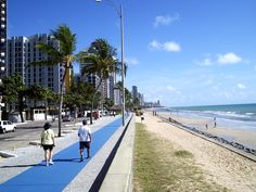 Praia Recife Pernambuco - Brasil
