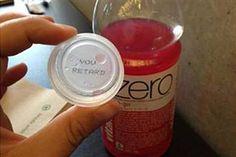Coca-Cola Apologizes for Offensive Bottle Cap (ABC News) Coca Cola, Tapas, Offensive Words, Unbelievable Facts, Message In A Bottle, Coke, Drink Bottles, Lemonade, Vitamins
