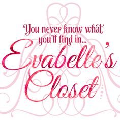 Evabelle's Closet is excited to be updating our Etsy Shop with NEW ITEMS! Several We're added today with more coming tomorrow! Make sure you check back tomorrow to see what's NEW inside the Closet!