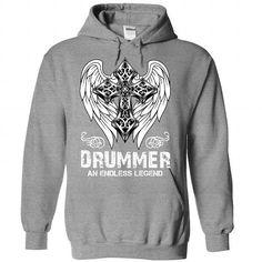 DRUMMER T Shirts, Hoodies. Check Price ==► https://www.sunfrog.com/Automotive/DRUMMER-4483-SportsGrey-37177121-Hoodie.html?41382 $39.99