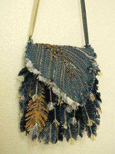 Красивые и забавные сумочки в стиле бохо. Подборка - Ярмарка Мастеров - ручная работа, handmade