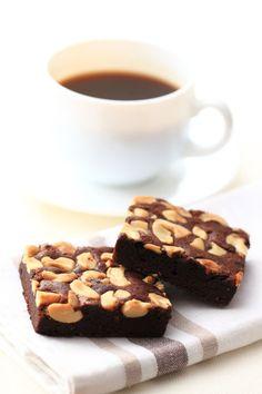 Brownie s kešu orieškami