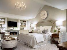 Yeni eve yatak odası dekorasyonu...