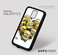 Discapable Me Minion for iPhone 4/4S, iPhone 5/5S, iPhone 5c, iPhone 6, iPhone 6 Plus, iPod 4, iPod 5, Samsung Galaxy S3, Galaxy S4, Galaxy S5, Galaxy S6, Samsung Galaxy Note 3, Galaxy Note 4, Phone Case