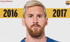 How Lionel Messi's look has changed over the years, watch video