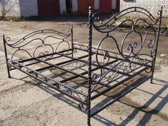 Резултат с изображение за кованая мебель Iron Furniture, Steel Furniture, Unique Furniture, Shabby Chic Bed Frame, Iron Canopy Bed, Black Metal Bed, Arched Cabin, Steel Sofa, Wrought Iron Beds