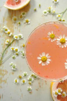 Chamomile + Pink Grapefruit Paloma Deco Tartelette Darling
