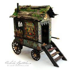 Fortune Teller's Wagon - pixiehill.com