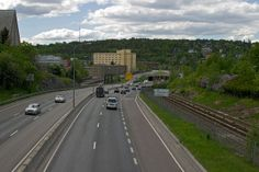 Beautiful #greenery on the side of the Adolf Hedins way, in the Manglerud part of Oslo. It is a part of Ring 3 which is commonly known as #nationalhighway 150, located in #Oslo , Norway.