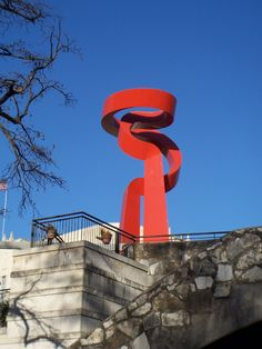 San Antonio, TX noone still knows what the hell this was to represent or be..it is smack in the middle of downtown.