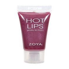 Zoya Hot Lips Lip Gloss in Sweettart