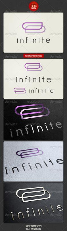 Infinite Minimalistic Logo Design