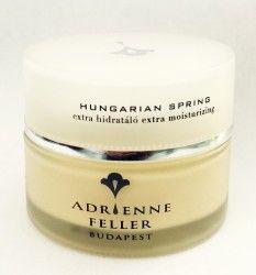 Adrienne Feller  Hungarian spring - 100 % ekologisk hudvård
