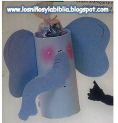 manualidad elefante - Cerca amb Google