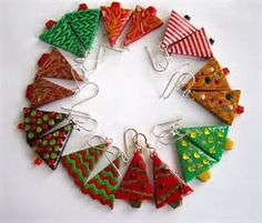 Polymer Clay Christmas Ornaments Flickr Sharing Pictures