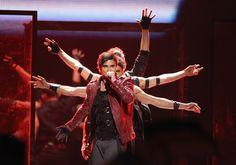Eric Saade - Popular 2 (Live Melodifestivalen Final 2011)
