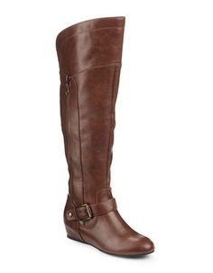 Shoes | Shop More Save More: Up to 30% off Women's Shoes and Boots | Genesa Tall Wedge Boots | Hudson's Bay