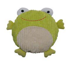 Sassafras PJ Friends Frog Pillow