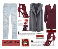 """Lokkbook Store VII"" by nerma10 ❤ liked on Polyvore featuring Wallis, Wild Diva, Clinique and lookbookstore"