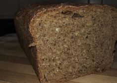 Szénhidrátcsökkentett kenyér recept foto Banana Bread, Diabetes, Food, Meal, Essen, Hoods, Meals, Eten