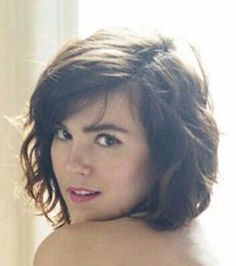 20 Short Wavy Hair Styles- YES! Now I just have to figure out how to get my hair to be wavy and actually stay wavy...