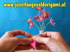 Advanced Origami Flower