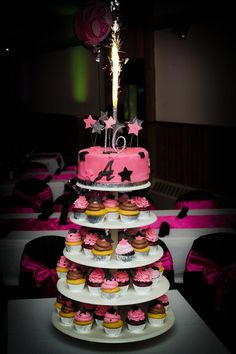 Wedding Birthday Cake Sparklers By ChloeMadisonCreation On Etsy