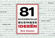 'Met deze dwarsligger® is schoensucces verzekerd! Alle grote businessgoeroes zijn de afgelopen jaren door Rick Nieman geïnterviewd en hij maakte een toegankelijk, to the point en goed leesbaar boek over al hun ideeën en visies. Dit is dus het ultieme Zakboek Zakelijk Succes! Voor op je bureau en in je binnenzak. Ben Tiggelaar brengt de MBA in een dag, Nieman brengt de theorieën in een compacte dwarsligger®! Lees en leer.'