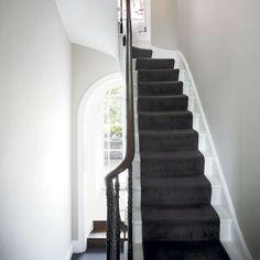 Hallway | Step inside a fashion designer's Georgian home | House tour | Modern decorating ideas | PHOTO GALLERY | Livingetc | Housetohome
