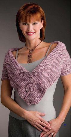 Patrones Crochet: Capas