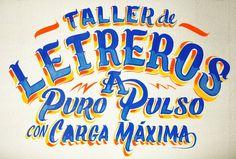 Carga Máxima. Restauración de gráfica popular peruana.