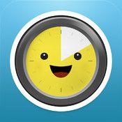 Pratklocka - En visuell och portabel timer. Om barnet behöver stöd i vardagen eller om ni ska arbeta med tid och tidsuppfattning.