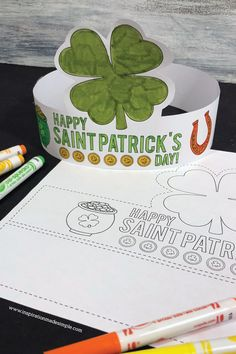 DIY Printable St. Pa