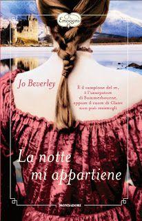 """""""Leggere è... Sognare"""": """"La notte mi appartiene"""" di Jo Beverley"""