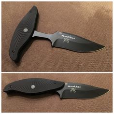 Benchmade push dagger to standard knife //