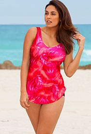 dabb1ffc94 http   www.swimsuitsforall.com Beach-Belle-Pink-. Swimsuits For AllOne Piece  ...