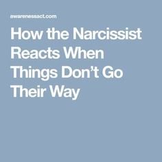 If you have ever been in a relationship with a narcissist then you know how terribly off the wall they truly can be. One minute everything is fine and the next something small has sent Narcissistic People, Narcissistic Behavior, Narcissistic Sociopath, Narcissistic Personality Disorder, Relationship With A Narcissist, Relationship Problems, Toxic Relationships, Healthy Relationships, Relationship Quotes