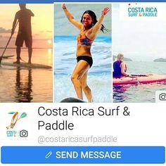 Siguenos en Facebook e  Instagram. #surf #SUP #kayak #Tours #playa #costarica #Instagram #Facebook