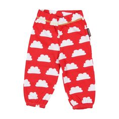 Maxomorra Clouds Baby Trousers - Need!