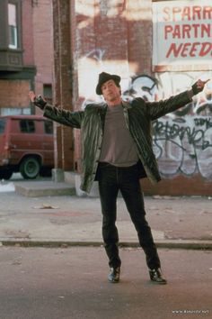 Rocky V, Sylvester Stallone, 1990 Rocky Balboa, Rocky Series, Rocky Film, Sylvester Stallone, Stallone Rocky, The Expendables, Action Movies, Great Movies, Movies And Tv Shows