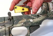 With a tweak here and there, the good old can be all things to all shooters. Here are some quick and easy upgrades to trick out your rifle. Tactical Shotgun, Edc Tactical, Semi Automatic Rifle, Ar 15 Builds, Homemade Weapons, Self Defense Weapons, Leather Repair, Gun Storage, Hunting Rifles