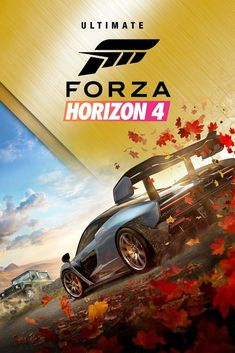 Forza Horizon 4 + All the DLC+ Ultimate online - PC Xbox One, Nintendo Switch, Videogames, Mitsubishi Cars, Playground Games, Formula Drift, Windows Defender, Before Running, Bond Cars