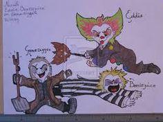 horror clown walibi - Google zoeken