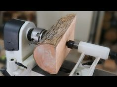 I have a lot of fun experimenting woodturning different types of bowls. This one ended up looking like a Pringle. I think the next bowl I make on the lathe I. Wood Turning Lathe, Wood Turning Projects, Wood Lathe, Wood Turned Bowls, Wood Bowls, Turned Wood, Diy Furniture Videos, Diy Furniture Projects, Woodworking Ideas Table