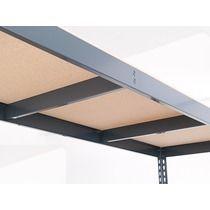 Estantería Metal + Madera 4B · BriCor · El Corte Inglés Wood