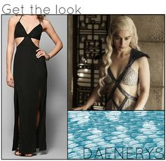 Dress Like Daenerys
