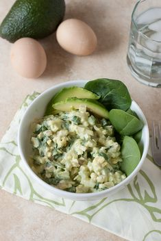 Avocado Egg Salad.. I'm in heaven..:)