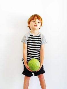 t shirt for kids, stripes t shirt, clothing for kids,short sleeve tees,gray and black tee,alternative apparel